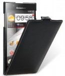 Чехол Melkco Jacka leather case for Lenovo K900 (black)