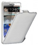Чехол Melkco Jacka leather case for Lenovo P780 (white)