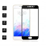 Защитное стекло Tempered Glass Full Screen для Meizu M3s (black)