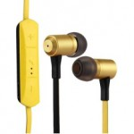 Bluetooth стерео гарнитура OVLeng S9 (yellow)