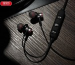 Bluetooth стерео гарнитура XO BS5 (black)