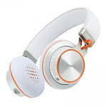 Stereo Bluetooth Headset Remax RB-195HB (white)