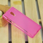 Чехол-накладка TPU cover case for Xiaomi Hongmi Red Rice (pink)