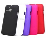 Чехол-накладка TPU cover case for Alcatel OT5020 (black)