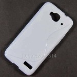 Чехол-накладка TPU cover case for Alcatel OT6012 (white)