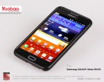 Чехол-накладка Yoobao 2 in 1 Protect case для Samsung i9220 Galaxy Note N7000 (black)