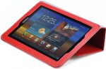 Чехол Yoobao Executive leather case для Samsung P6800 Galaxy Tab 7.7 (red)