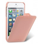 Чехол Melkco Jacka leather case for iPhone 5/5S (pink)