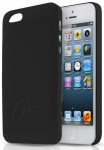 Чехол-накладка itSkins Zero.3 cover case for iPhone 5/5S (black)