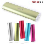 Мобильная батарея Yoobao Power Bank 10400 mAh Magic Wand YB-6014 (green)