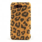 Чехол-накладка Nuoku LEO stylish leather cover for HTC Rhyme G20 (brown)