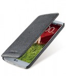 Чехол Melkco Book leather case for LG Optimus G2 (black)
