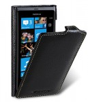Чехол Melkco Jacka leather case for Nokia Lumia 800 (black)