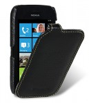 Чехол Melkco Jacka leather case for Nokia Lumia 710 (black)