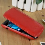 Чехол Melkco Jacka leather case для BlackBerry Bold Touch 9900 (red)
