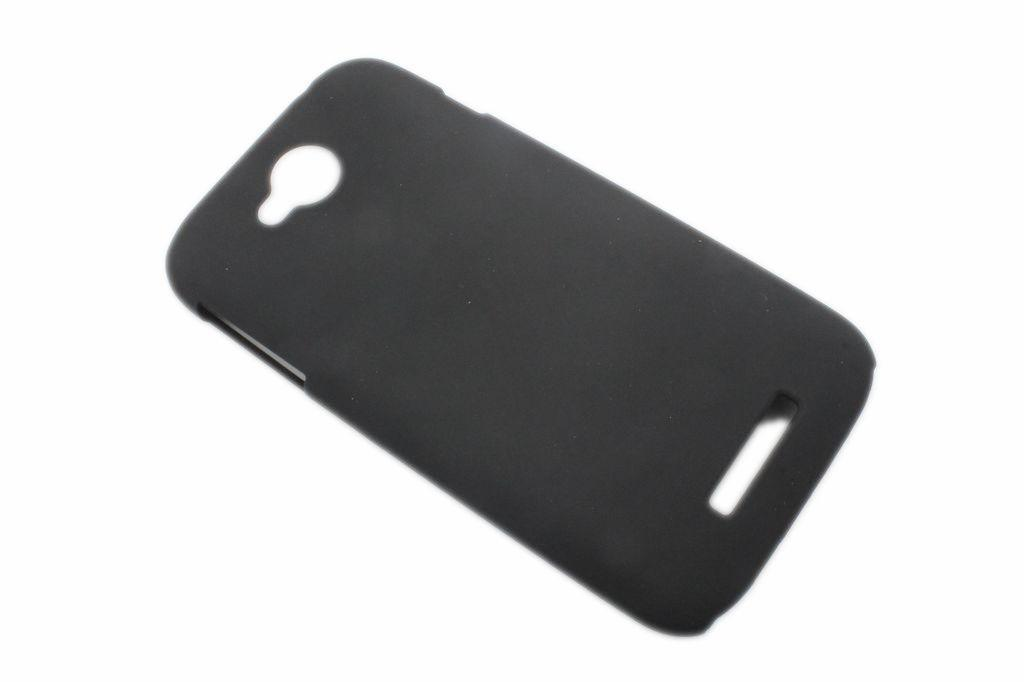 Чехол-накладка TPU cover case for Lenovo A706/A760 (black)