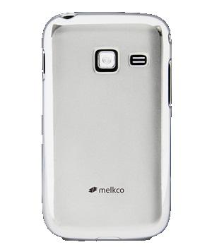Чехол-накладка Melkco Poly Jacket TPU cover for Samsung S6102 Galaxy Y DuoS (transparent)