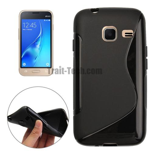 Чехол-накладка TPU cover case for Samsung J105 Galaxy J1 mini (black)