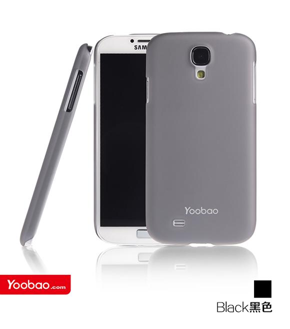 Чехол-накладка Yoobao Crystal Protect case for Samsung i9500 Galaxy S IV (black)