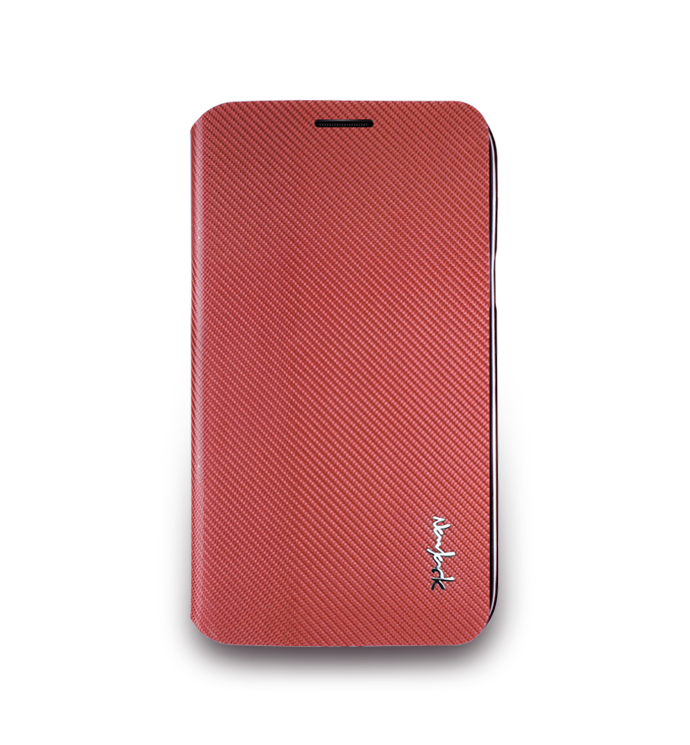 Чехол NavJack Corium series case for Samsung N7100 Galaxy Note II (persian red)