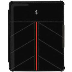 Ferrari California leather case для Samsung Galaxy Tab 10 (black)