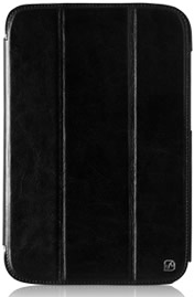 Чехол HOCO Crystal folder protective case for Samsung N5100 Galaxy Note 8.0 (black)