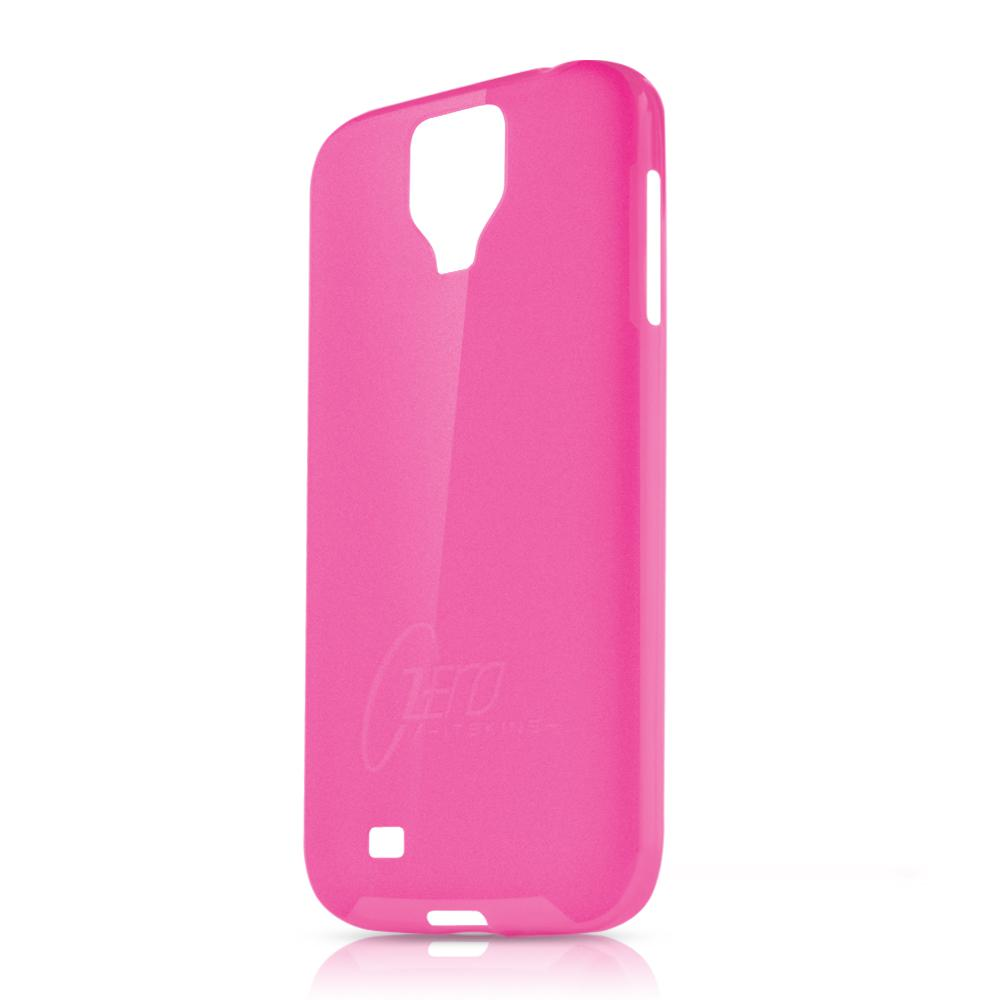 Чехол-накладка itSkins Zero.3 cover case for Samsung i9500 Galaxy S IV (pink)