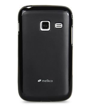 Melkco Poly Jacket TPU Case для Samsung Galaxy Y Duos S6102 (black)