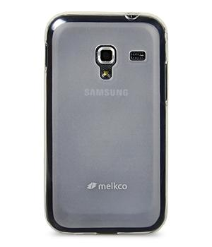 Чехол-накладка Melkco Poly Jacket TPU Case для Samsung Galaxy Ace Duos S6802 (transparent)