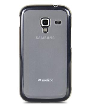 Чехол-накладка Melkco Poly Jacket TPU Case для Samsung i8160 Galaxy Ace 2 (transparent)