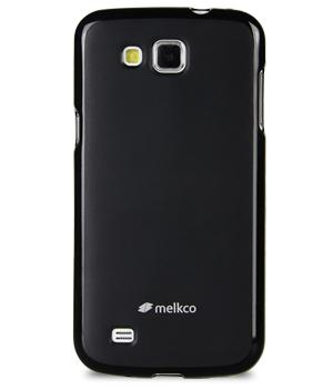 Чехол-накладка Melkco Poly Jacket TPU cover for Samsung i9260 Galaxy Premier (black)