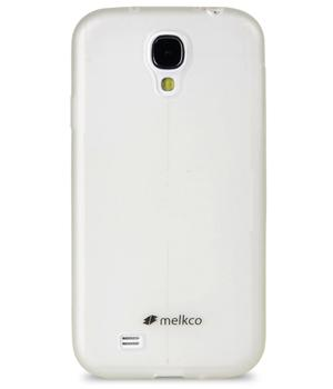 Чехол-накладка Melkco Poly Jacket TPU cover for Samsung i9500 Galaxy S4 (transparent)