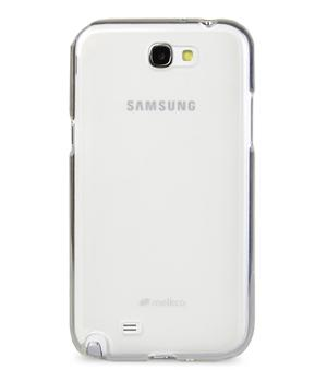 Чехол-накладка Melkco Poly Jacket TPU cover for Samsung N7100 Galaxy Note 2 (transparent)
