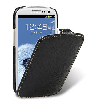 Чехол Melkco Jacka leather case for Samsung i9300 Galaxy S III (black)