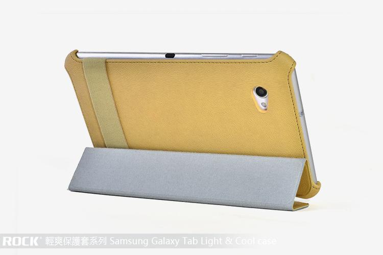 Чехол ROCK Light & Cool Texture case for Samsung P3100 Galaxy Tab 2 7.0 (cream)