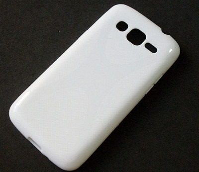 Чехол-накладка TPU cover case for Samsung G3812 Galaxy Win Pro (white)