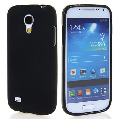 Чехол-накладка TPU cover case for Samsung i9190/i9192 Galaxy S IV Mini (black)