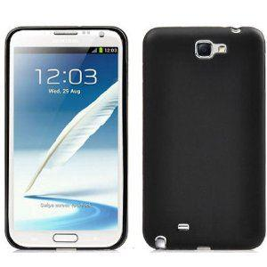 Чехол-накладка TPU cover case for Samsung N7100 Galaxy Note 2 (black)