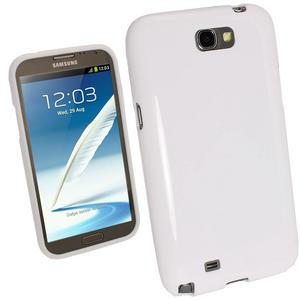 Чехол-накладка TPU cover case for Samsung N7100 Galaxy Note 2 (white)
