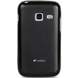 Чехол-накладка TPU cover case for Samsung S6102 Galaxy Y Duos (black)