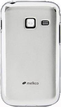 Чехол-накладка TPU cover case for Samsung S6102 Galaxy Y Duos (white)