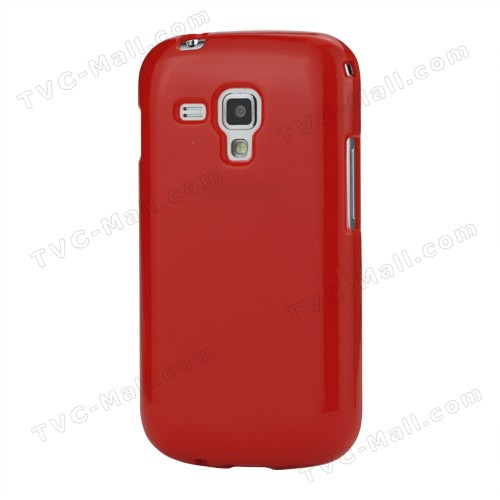 Чехол-накладка TPU cover case for Samsung S7562/S7582 Galaxy S Duos /S2 (red)
