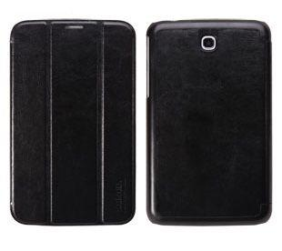 Чехол Xundd Leather case for Samsung P3200 GalaxyTab 3 7.0 (black)