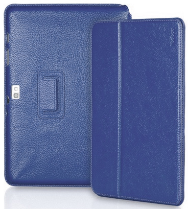 Чехол Yoobao Executive leather case для Samsung N8000 Galaxy Note 10.1 (blue)