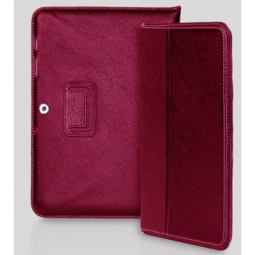 Чехол Yoobao Executive leather case для Samsung P5100 Galaxy Tab 2 10.1 (bordo)