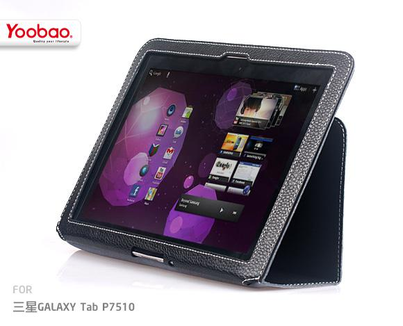 Чехол Yoobao Executive leather case для Samsung P7510 Galaxy Tab 10.1 (black)