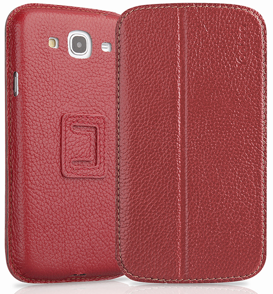 Чехол Yoobao Executive Leather Case for Samsung i9150 Galaxy Mega 5.8 (red)