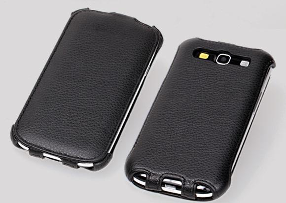 Чехол Yoobao Lively leather case для Samsung i9300 Galaxy S III (black)