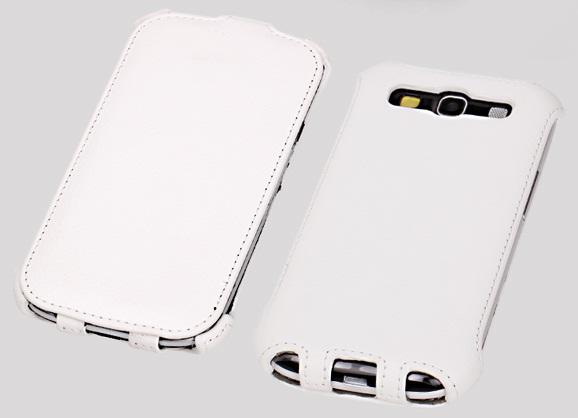 Чехол Yoobao Lively leather case для Samsung i9300 Galaxy S III (white)