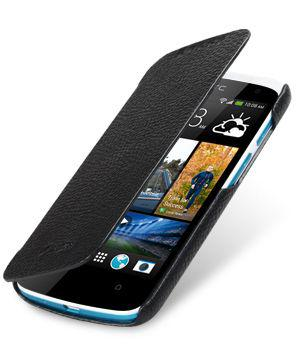 Чехол Melkco Book leather case for HTC Desire 500 (black)